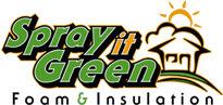 Spray it Green Logo